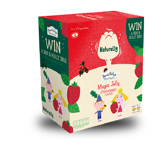 Win a Ben and Holly Bike with Naturelly!