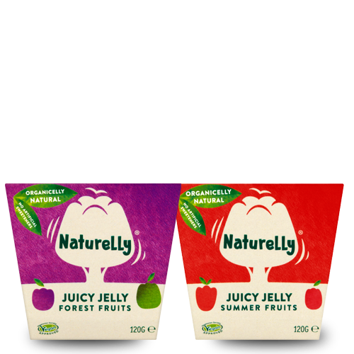 Naturelly, a healthy after school treat!