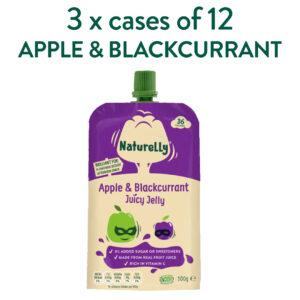Naturelly Apple & Blackcurrant