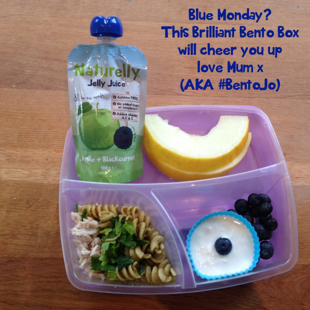 Blue Monday Bento Box