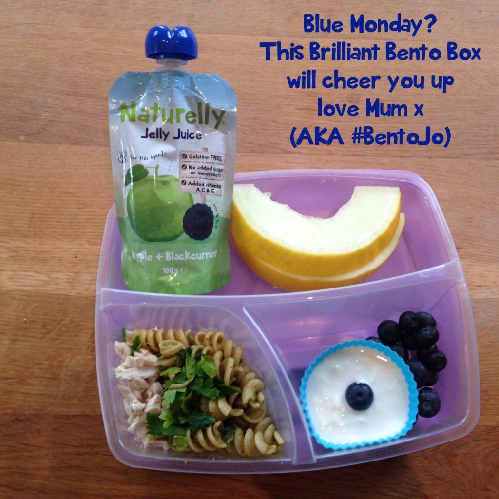 Blue Monday Bento Box