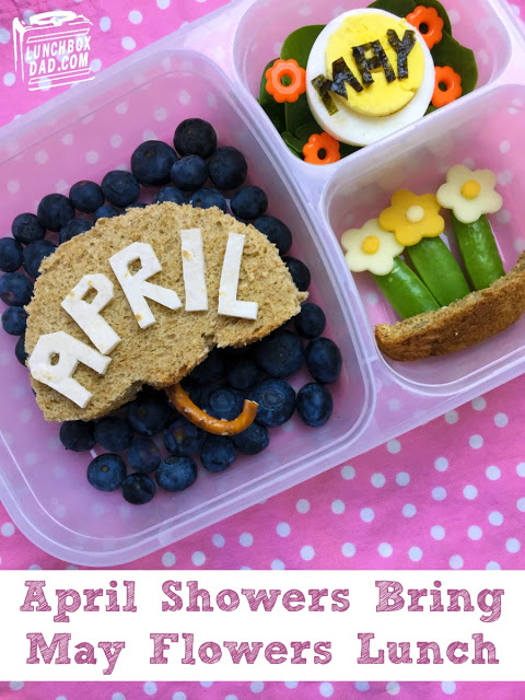 Naturelly Lunchbox dad april showers