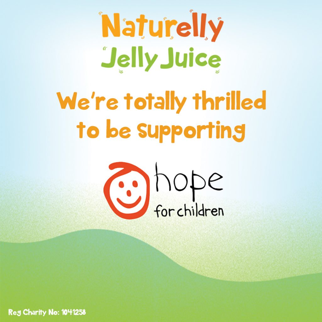 Naturelly Support Hope for Children