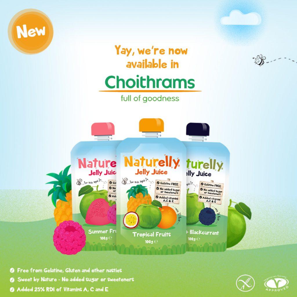 Choithrams Naturelly Dubai