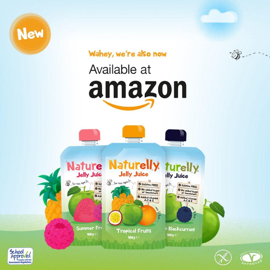 Naturelly at Amazon