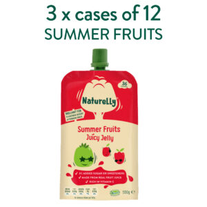 Naturelly Summer Fruits Pouches