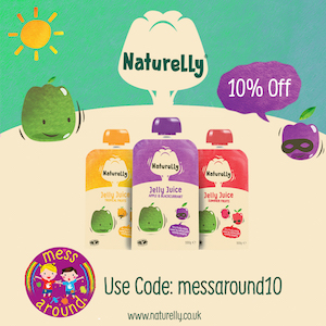 Naturelly Brilliant 10% Off for Mess Around UK