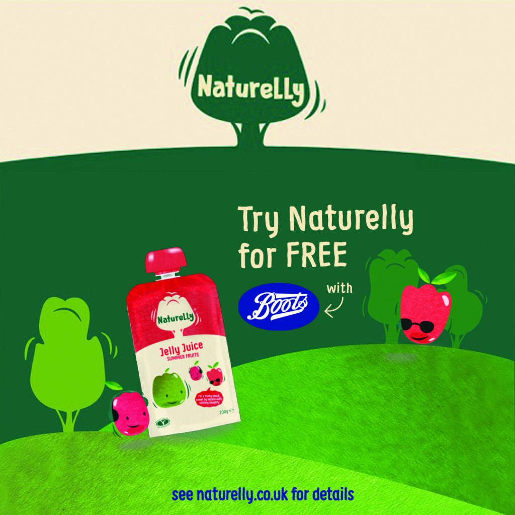 Try Naturelly at Boots