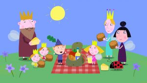 Ben & Holly Picnic