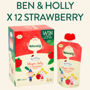Naturelly Ben & Holly Strawberry Jelly