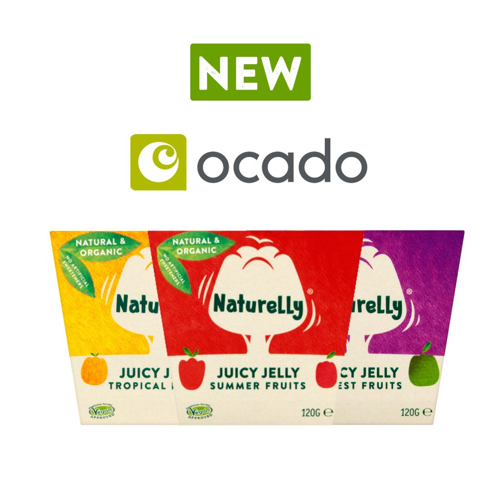 Naturelly Juicy Jelly