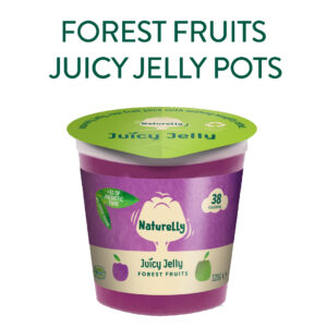 Forest Fruits Vegan Jelly
