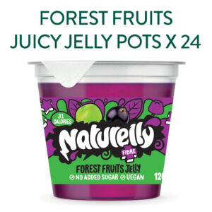 Naturelly Jelly Pots Forest Fruits
