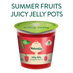 Summer Fruits Juicy Jelly Pots