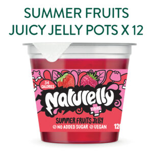 Naturelly Summer Fruits Pots x 12