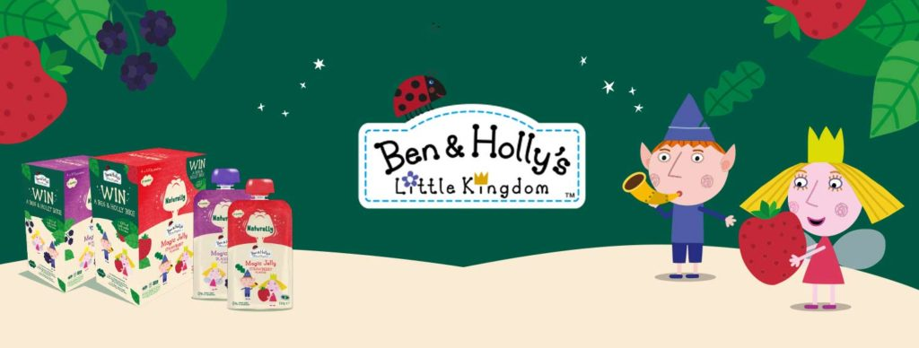 Naturelly Ben & Holly Jelly