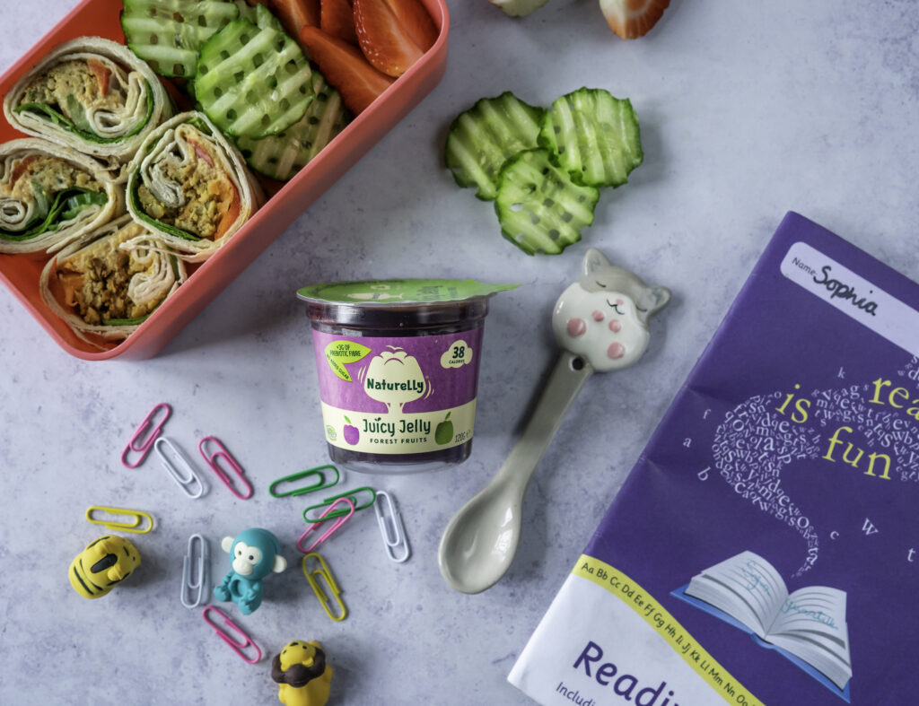 Naturelly Forest Fruits Jelly Pots