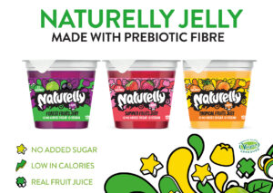 Naturelly Jelly Pots with added fibre